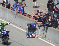 Beaubier ends MotoAmerica career with two victories at Laguna Seca