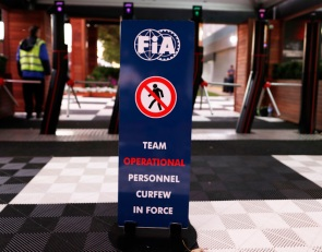 F1 to carry on despite new round of UK lockdowns