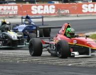 Snyder wins hard-fought FE2 championship