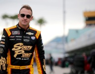 Hemric gets full-time Xfinity seat with Gibbs