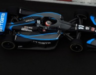 NTT to continue IndyCar, Ganassi sponsorships in 2021