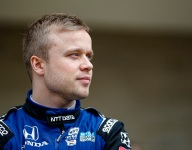 The Week In IndyCar, Nov 18, with Felix Rosenqvist