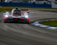 Quick start for Acura at Sebring