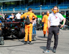 Seidl admits McLaren 'not third or fourth quickest' but aims to take P3 fight to final race