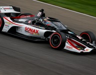 VeeKay paces Barber testing; Johnson logs IndyCar miles