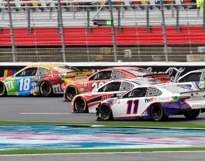 Cup, Xfinity series personnel shuffling at JGR