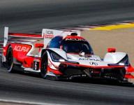 Montoya leads Penske Acura front-row sweep at Laguna