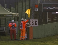 FIA analyzing marshals near-miss at Imola