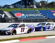 11th place just enough for Hamlin