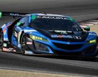 Hand returns in MSR Acura for Sebring 12 Hour