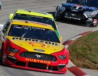 Ford clinches NASCAR's manufacturers' crown