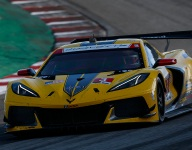 The Week In Sports Cars, Nov. 8