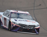 Hamlin 'had nothing' at Phoenix for championship challengers