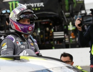 """Johnson signs off from NASCAR: """"My bucket is full"""""""