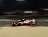 Lopez leads second Bahrain practice for Toyota
