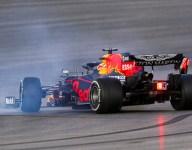 Verstappen leads slippery first Turkish GP practice