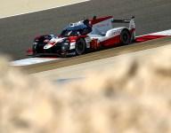 Bahrain 8hr: Two cars, one LMP1 World Championship
