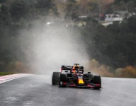 Verstappen leads wet Turkish GP Practice 3