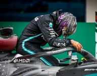 Emotional Hamilton hopes seventh title is inspirational after stunning win