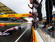Turkey podium makes up for missed chances - Perez