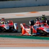 Lynn, Mahindra team lead second day of Formula E testing