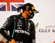 Hamilton needed to regain focus to hold off Verstappen