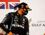 Hamilton needed to regain focus to hold off Verstappen