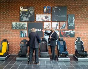 Recaro opens new North American facility