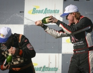 Ruman, trailblazer, returning to Road Atlanta for TA doubleheader