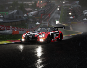 SideMax Mercedes wins rain-soaked SRO Esports Spa 6 hour