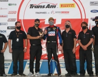 Skeen holds off Cameron to win Road Atlanta TA2 thriller