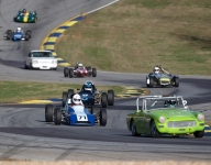 Photos: Friday at the SVRA Road Atlanta Grand Prix