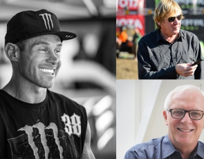 """Happy Hour with Brian Deegan"" during Online Race Industry Week"