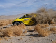 Ganassi team tests Extreme E entry