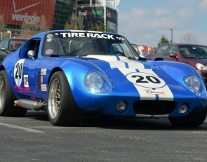 Factory Five Coupe to be auctioned to benefit SCCA Foundation