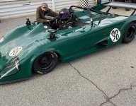 Ford CEO Farley scores SVRA win with vintage Lola