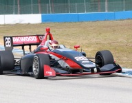 Kirkwood returns to Indy Lights with Andretti