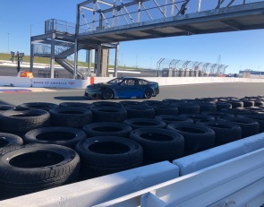 Truex, Kurt Busch, fast-lap NASCAR's Next Gen car at CMS