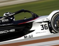 Lotterer leads opening day of Valencia test