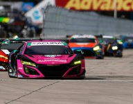 Farnbacher, McMurry and Meyer Shank celebrate GTD titles