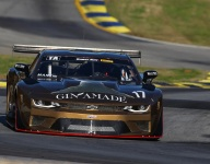 Ragginger stuns Trans Am regulars with Road Atlanta pole