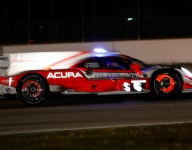 No. 6 Acura into the lead at the Sebring nine-hour mark