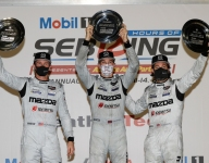 Mazda wins Sebring thriller; Castroneves, Taylor claim DPi crown