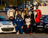 Aaron Jeansonne wins Mazda MX-5 Cup Shootout