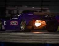 HSR Classic Daytona hits halfway mark of 24 Hour race