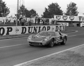 SPECIAL: Never before seen GT40 development documents