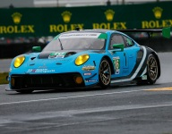 Wright returns with unchanged Porsche GTD line-up
