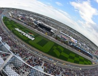 Limited fan capacity for Daytona 500