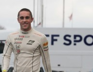 Pedersen to make Indy Lights debut with GRG-HMD