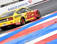 INSIGHT: Logano's plan for NASCAR's season of curveballs